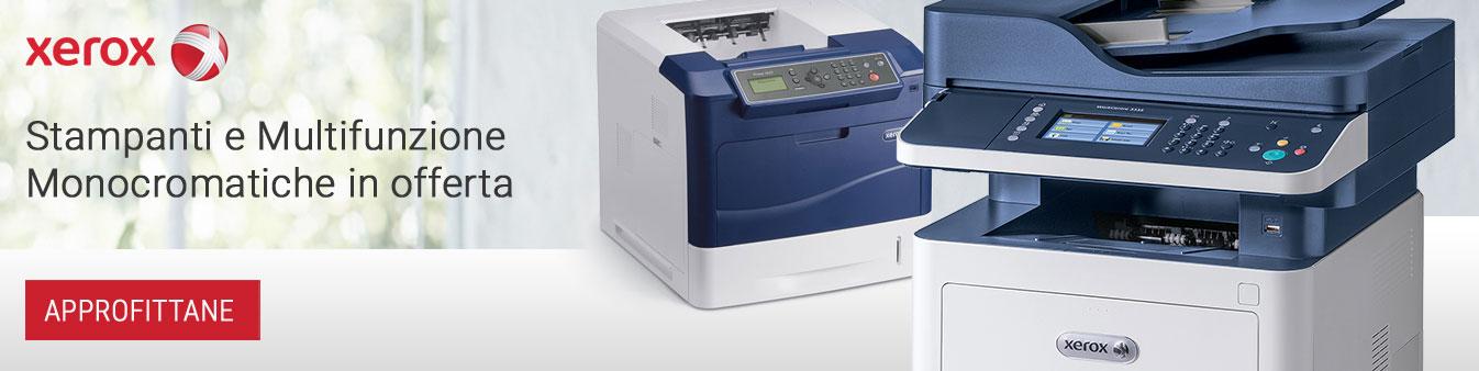 Xerox Stampanti Monocromatiche