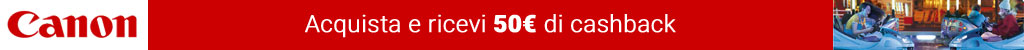 Canon Pass Winter Campaign - 50¤ Cashback