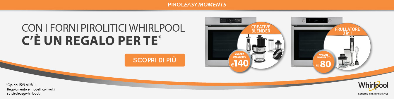 Whirlpool Piroleasy Moments