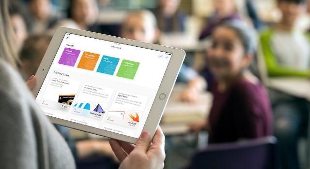 Apple e e-learning: come il giusto device può aiutare l'istruzione