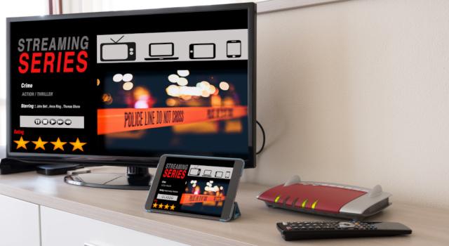 Collegare smart tv a Internet: meglio cavo o Wi-Fi?
