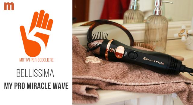 Recensione Bellissima My Pro Miracle Wave: come fare le onde morbide ai capelli