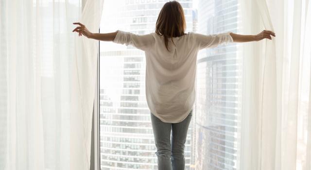 Come lavare le tende: trucchi e consigli