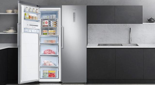 Congelatore verticale: i 5 migliori freezer a colonna