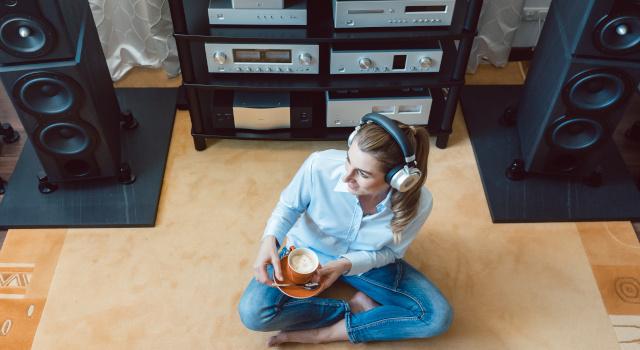 Come costruire un impianto stereo hi-fi per la casa
