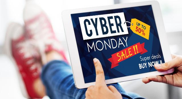 Cyber Monday 2017: non solo computer, tutti i migliori sconti