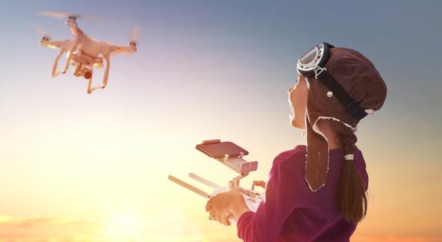Droni radiocomandati con telecamera: ecco i 5 migliori per iniziare