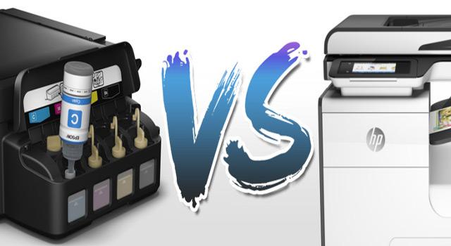 Costi di stampa: confronto Epson Ecotank e HP Pagewide