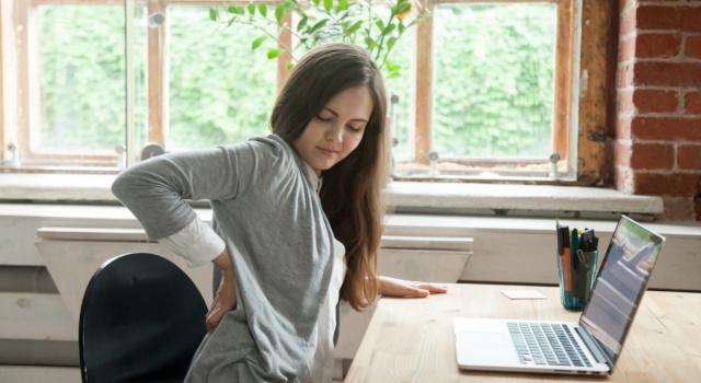 Ergonomia al computer: come rendere la tua postazione di lavoro più confortevole