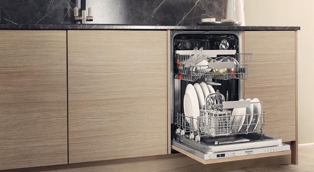 Le 5 migliori lavastoviglie piccole da incasso