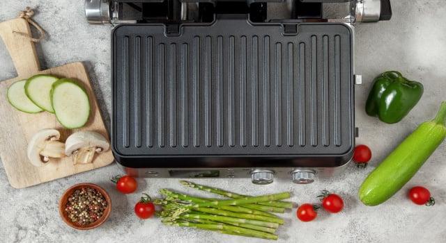 La migliore griglia elettrica per il tuo barbecue estivo: 5 proposte