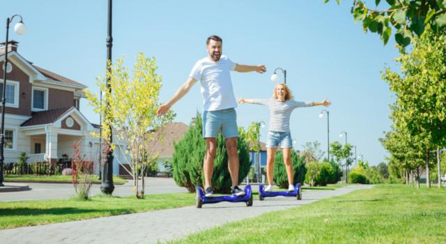 Hoverboard e monopattini elettrici: 5 cose da sapere