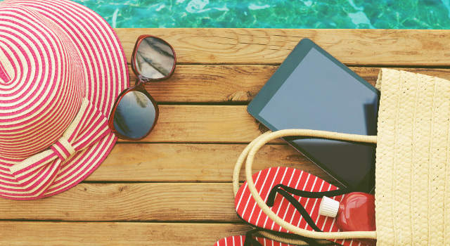 Estate 2017: il kit high-tech per la spiaggia