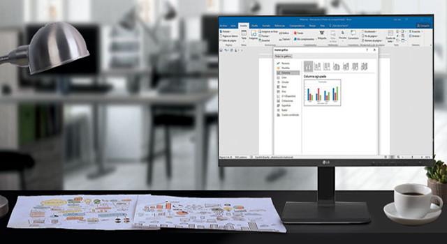 Monitor LG B2B: design e tecnologia per il professionista