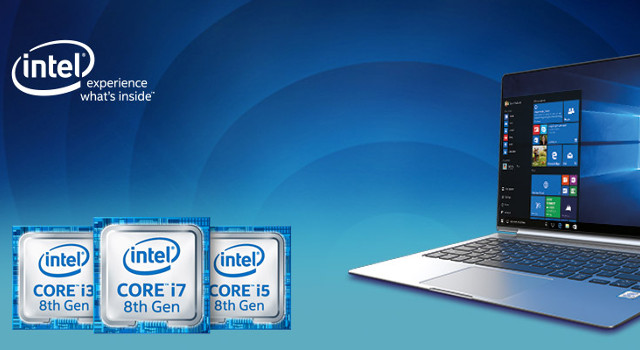 Processori Intel Core ottava generazione: nuove opportunità per le PMI