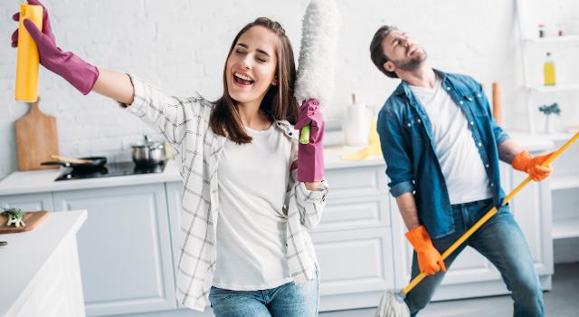 Pulire casa prima delle vacanze: 5 consigli