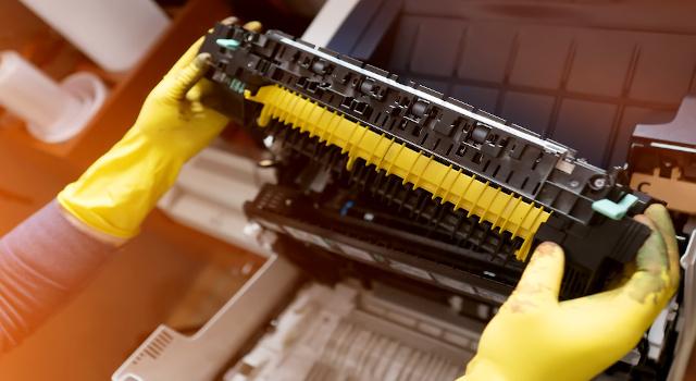 Come pulire la stampante: 3 cose da sapere