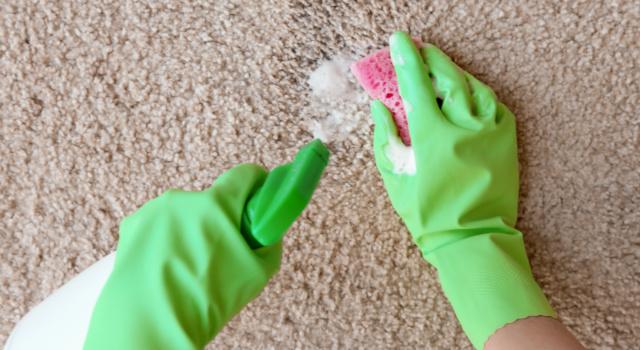 Come pulire i tappeti in lavatrice