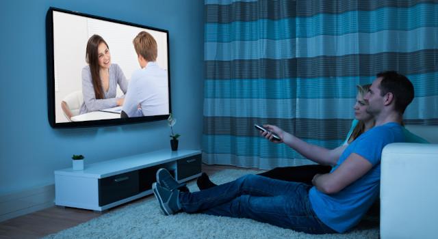 TV LED: come scegliere la dimensione giusta e la distanza di visione