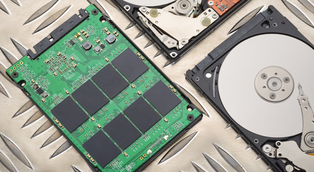 Hard Disk HDD o SSD? Cosa è meglio per un PC portatile