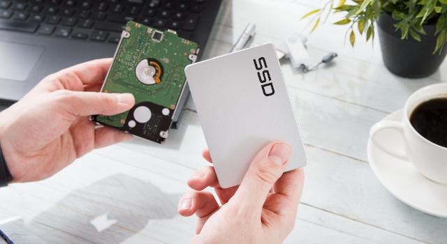 SSD: quali sono i vantaggi rispetto a un hard disk?