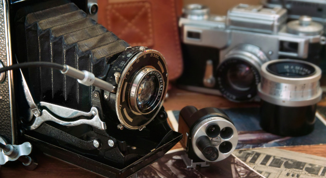 """Storia della macchina fotografica: il """"cammino"""" della luce"""