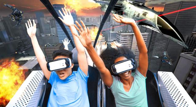 Realtà Virtuale: smartphone, console o PC?