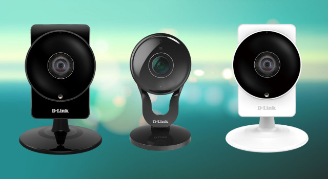 D-Link, camere Wide Eye 180° per la videosorveglianza in HD