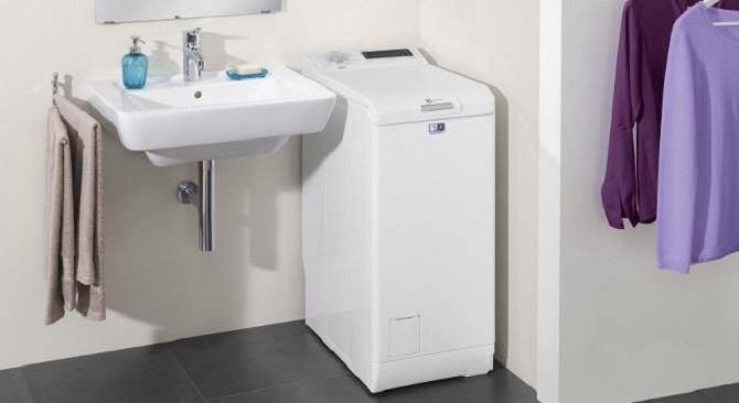 Guida alle lavatrici carica dall 39 alto tutti i vantaggi e for Lavatrici slim misure
