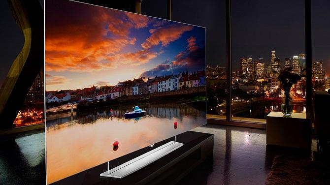 Samsung Tv Arriva La Visione Del Futuro : Oled tv un esperienza di visione unica monclick