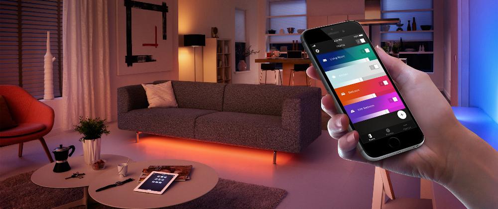 Philips hue l 39 illuminazione a led per la tua smart home - Philips illuminazione casa ...