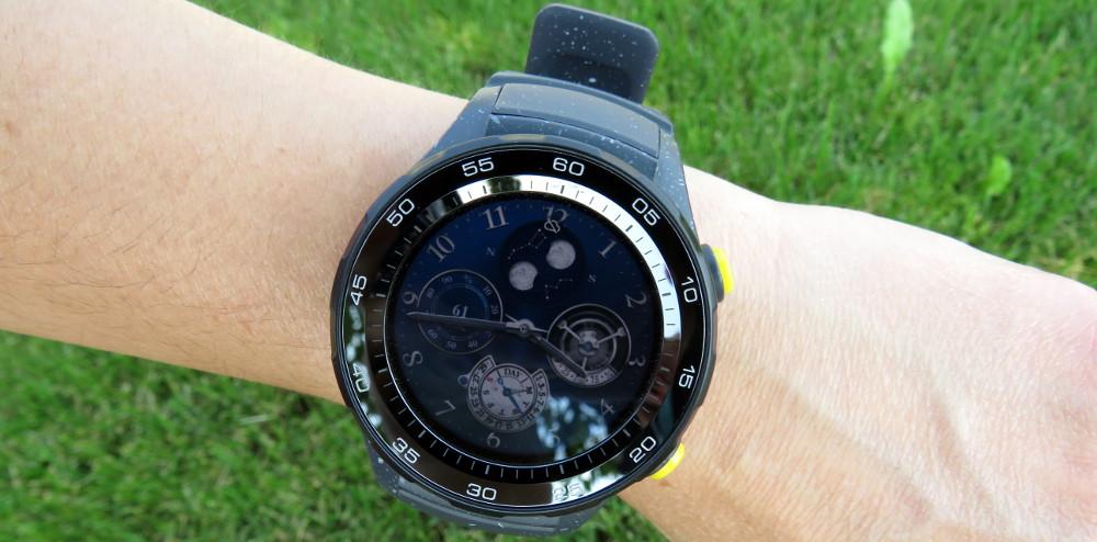 Huawei Watch 2 in prova: la recensione del nuovo Android