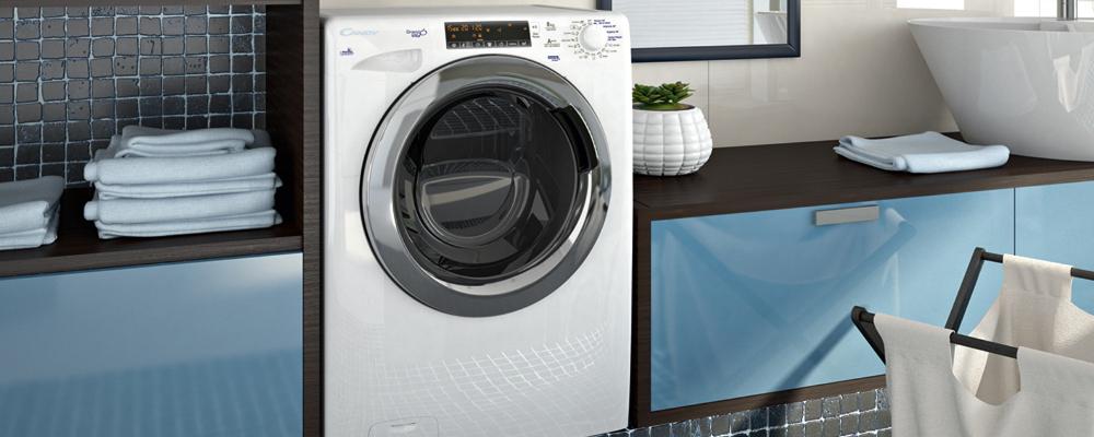 Installazione lavatrice slim