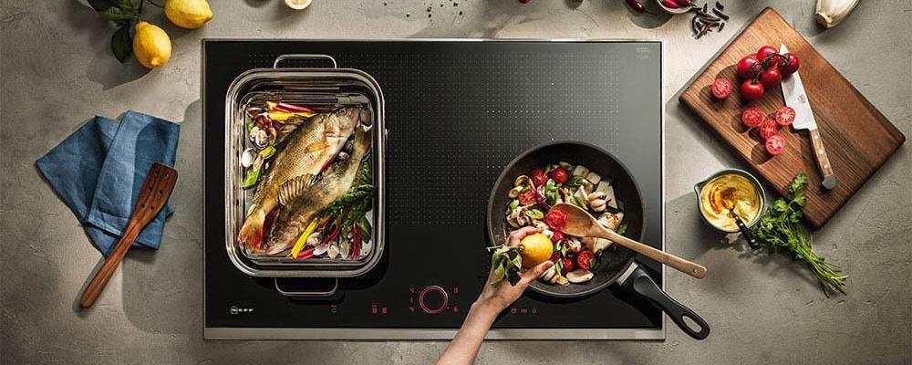 Cucina veloce e sana i forni a vapore e le piastre a induzione monclick - Cucina veloce e sana ...