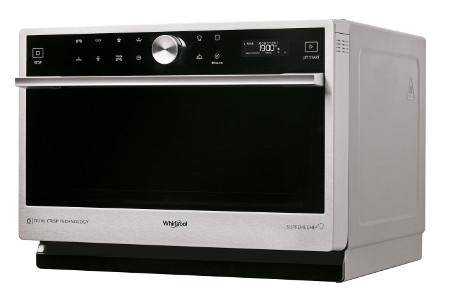 Con il microonde Whirlpool Supreme Chef l\'alta cucina è di casa ...