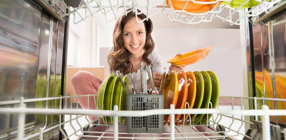 Come pulire la lavastoviglie grasso e calcare via da - Pulire tubi lavandino cucina ...