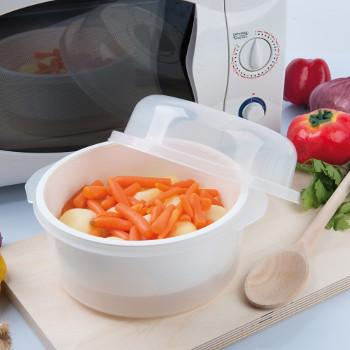 Come cucinare al vapore con il microonde monclick - Cucinare con il microonde whirlpool ...