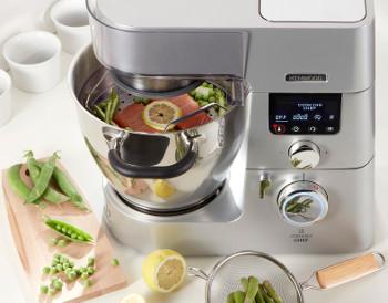 Robot da cucina, impastatrice, planetaria: quali sono le differenze ...