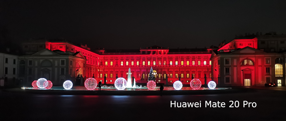 Foto in notturna: Samsung Galaxy A9 vs Huawei Mate 20 Pro vs Oppo