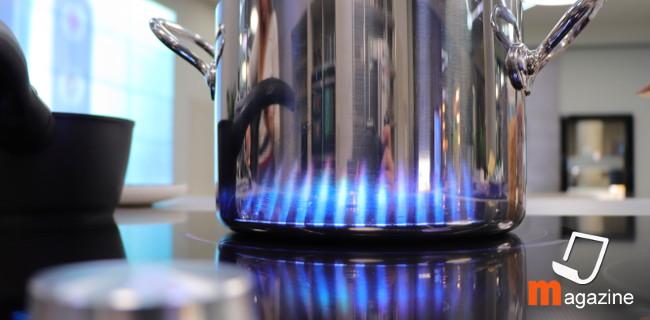 Piano a induzione Samsung Virtual Flame: la nostra prova ...