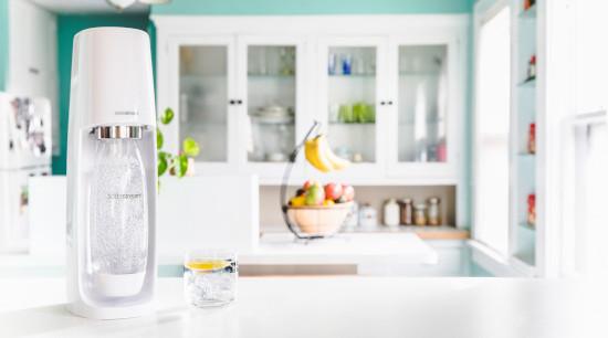 sodastream gasatore acqua bottiglia vetro