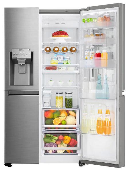 Collegare la linea di acqua del frigorifero