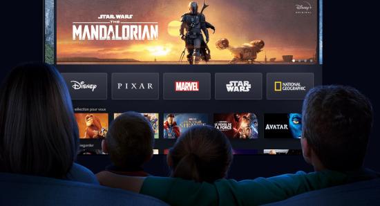 Migliori app per smart tv, guardare Disney+