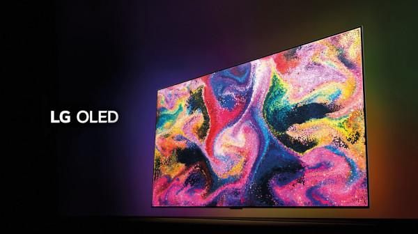 Nuovi televisori LG OLED TV 4K