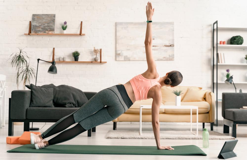 migliori app fitness per allenarsi a casa