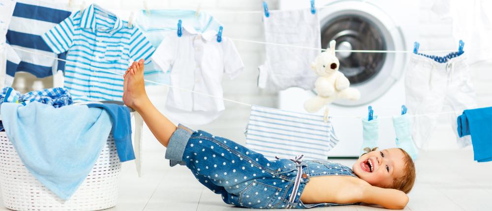 come igienizzare il bucato in lavatrice