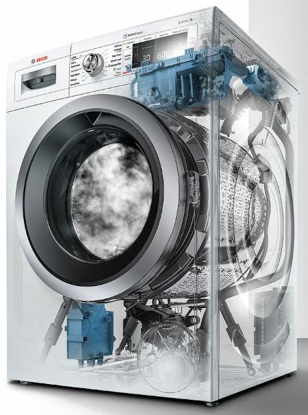 lavatrice bosch con ossigeno attivo