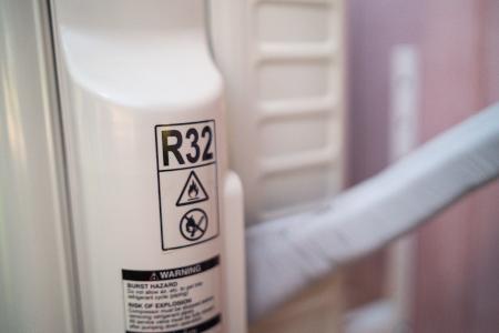gas refrigerante R32 per condizionatori