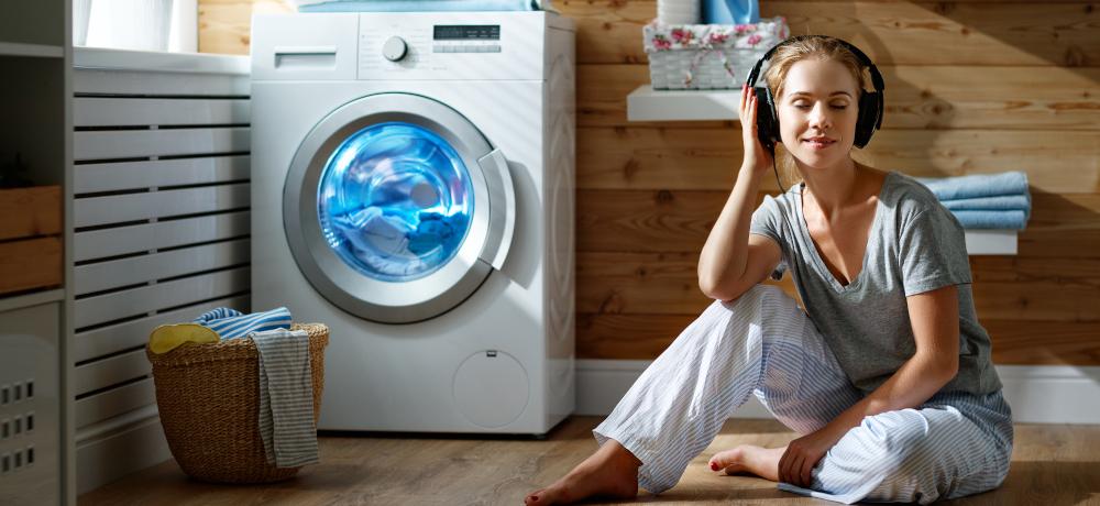 lavatrice silenziosa