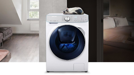 lavatrice silenziosa Samsung